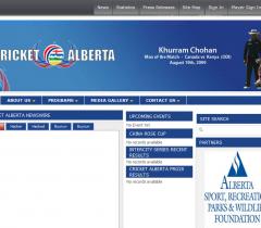 Cricket Alberta
