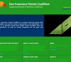 San Francisco Tennis Coalition
