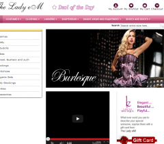 The Lady eM Lingerie